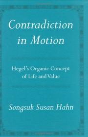 Contradiction in motion by Songsuk Susan Hahn
