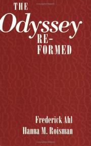 The Odyssey re-formed PDF