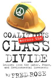 Coalitions Across the Class Divide PDF
