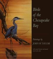 Birds of the Chesapeake bay by Taylor, John W.