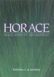Horace by Randall L. B. McNeill