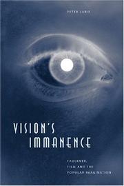 Vision's immanence PDF
