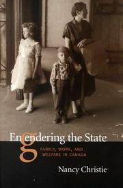 Engendering the state by Nancy Christie