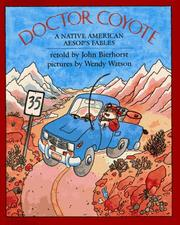 Doctor Coyote by John Bierhorst