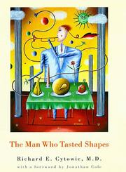 The man who tasted shapes PDF
