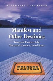 Manifest and other destinies PDF