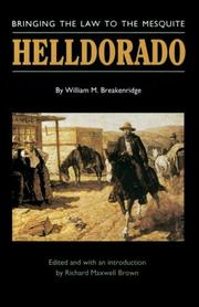 Helldorado by William M. Breakenridge
