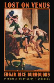 Lost on Venus by Edgar Rice Burroughs
