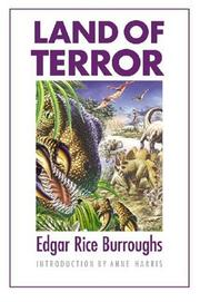 Land of Terror (Bison Frontiers of Imagination) PDF