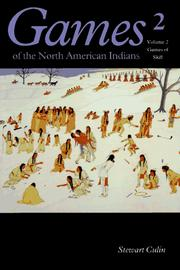 Games of the North American Indians PDF