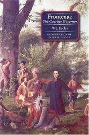 Frontenac by Eccles, W. J.