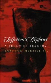 Jefferson's nephews by Merrill, Boynton