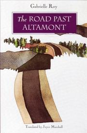 Route d'Altamont by Roy, Gabrielle