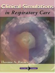 Clinical Simulations in Respiratory Care PDF