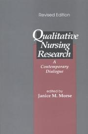 Qualitative Nursing Research PDF