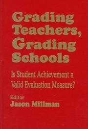 Grading Teachers, Grading Schools PDF