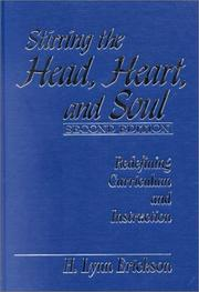 Stirring the Head, Heart, and Soul by H. Lynn Erickson