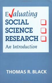 Evaluating Social Science Research PDF