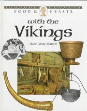 Food & feasts with the Vikings by Hazel Martell