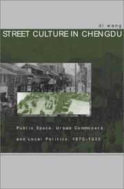 Street Culture in Chengdu by Di Wang