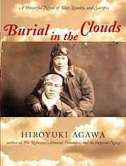 Cover of: Burial in the Clouds by Agawa, Hiroyuki