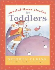 Special Times Bible Stories for Toddlers (Special Times) PDF