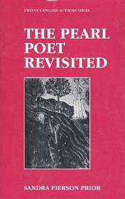 The pearl poet revisited by Sandra Pierson Prior