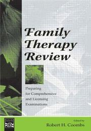 Family Therapy Review PDF