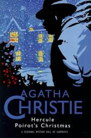 Murder for Christmas by Agatha Christie