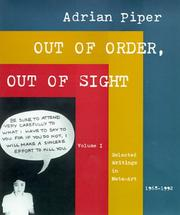 Out of order, out of sight PDF