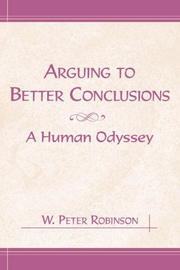 Arguing to Better Conclusions PDF