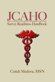 JCAHO Survey Readiness Handbook PDF
