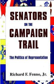 Senators on the Campaign Trail PDF