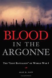 Blood in the Argonne PDF