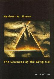 The sciences of the artificial PDF