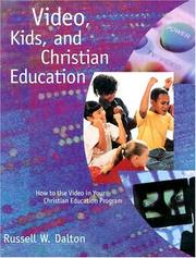 Video, kids, and Christian education PDF