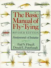 The basic manual of fly-tying PDF