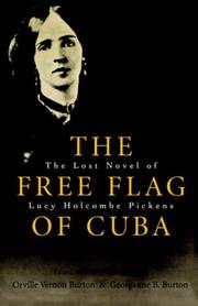 The free flag of Cuba by Lucy Petaway Holcombe Pickens