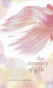 The memory of gills PDF