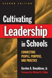 Cultivating Leadership in Schools PDF