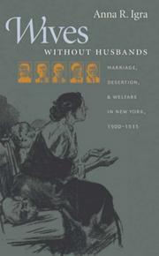 Wives without Husbands by Anna R. Igra