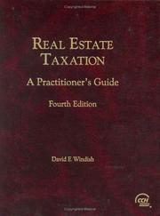 Real estate taxation PDF