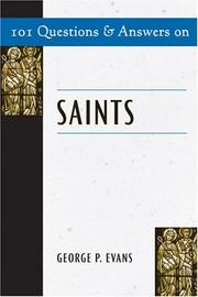 101 Questions & Answers on Saints (101 Questions & Answers) PDF