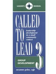 Called to Lead by Suzanne Golas