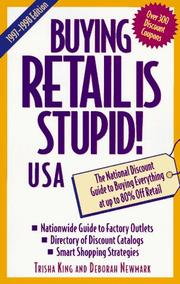 Buying retail is stupid! USA PDF