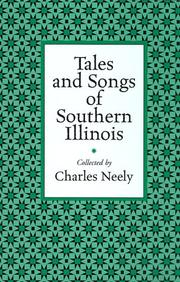 Tales and songs of southern Illinois PDF