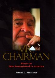 Mr. Chairman by James L. Merriner
