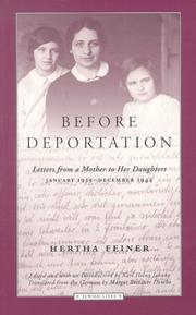 Before Deportation PDF