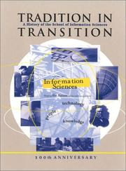 Tradition in transition by Carol Bleier