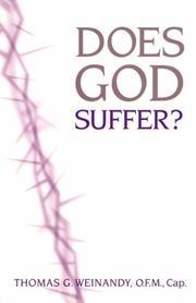Does God Suffer? PDF